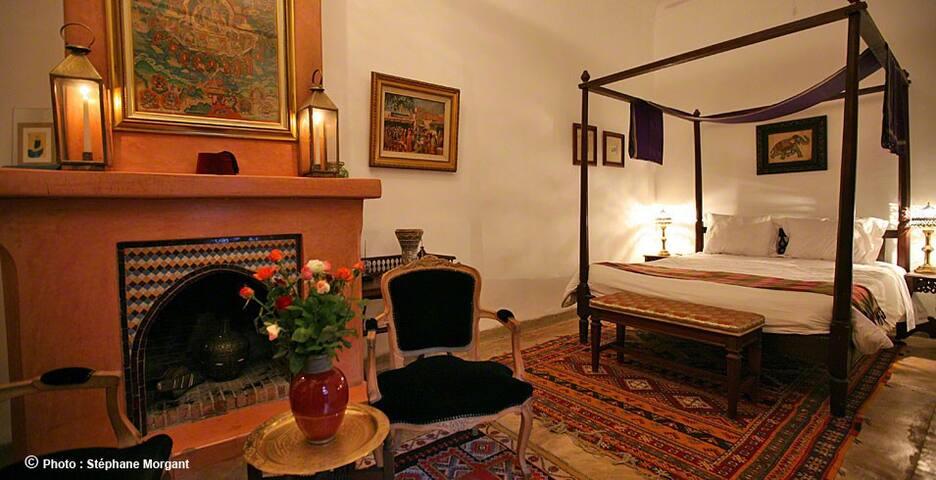 Riad dar Mouassine/suite Cannelle - Marrakesh