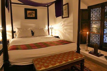 Riad dar Mouassine/suite Cannelle - Marrakesh - Bed & Breakfast