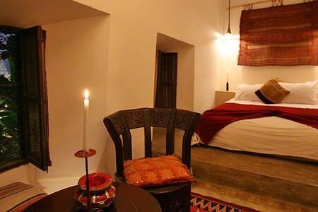 Riad dar Mouassine/Room Paprika - Marrakesh - Bed & Breakfast
