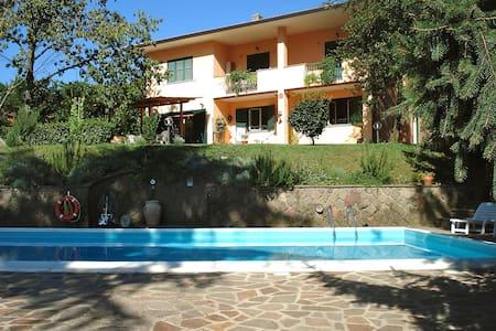 Villa Colle Giorgi, Castelli Romani - Velletri