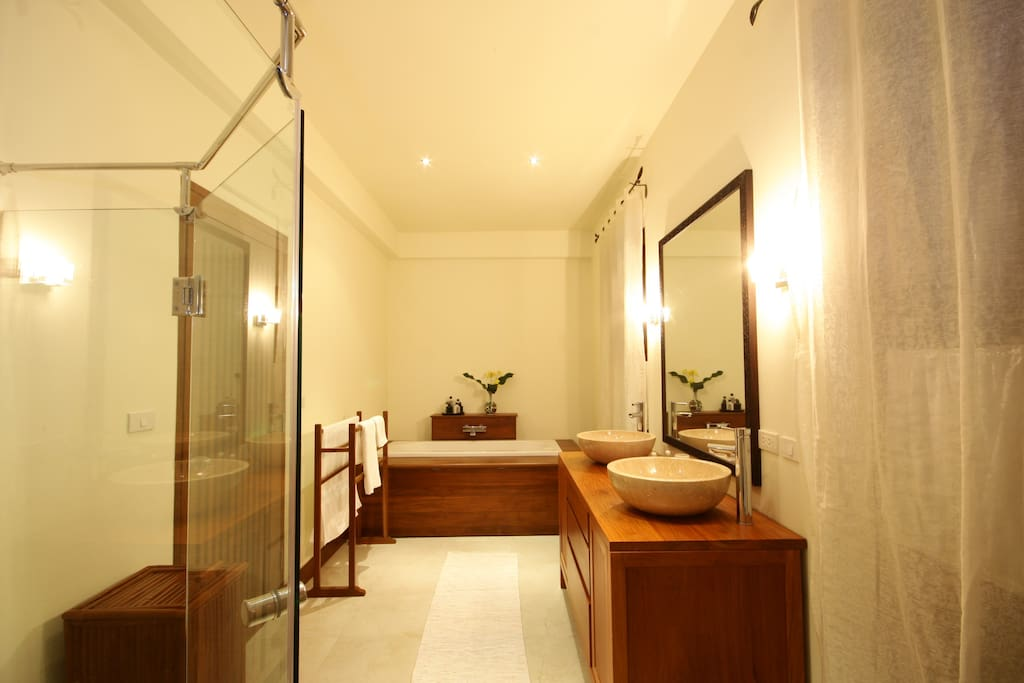 Ensuite of the Master Bedroom