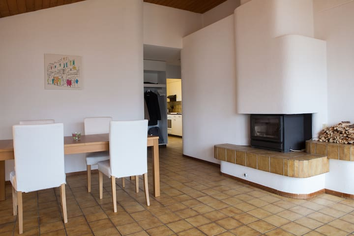 In the heart of Buchrain (Lucerne) - Buchrain - Apartment