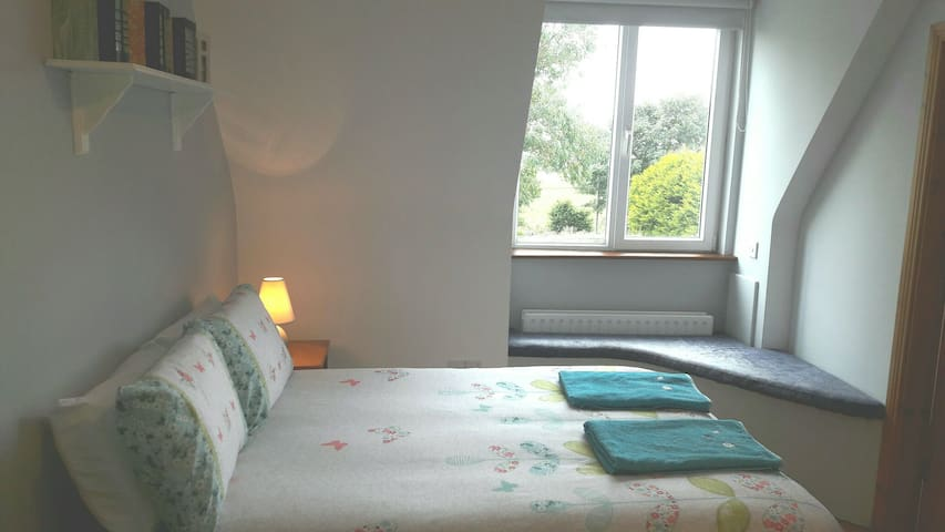 Quiet Cosy large double room # 1.  Kinsale