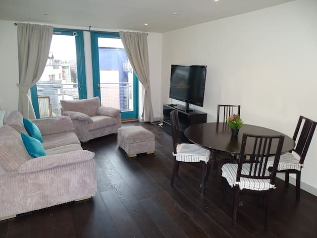 Fantastic two bedroom apartment - Temple Bar