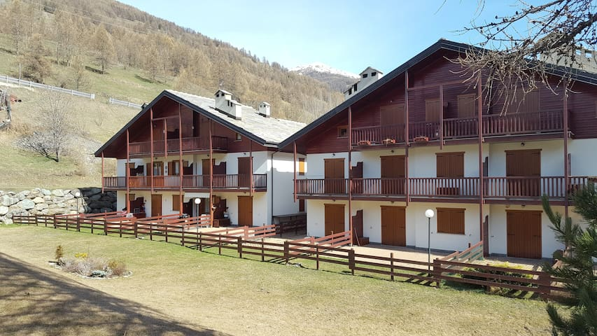 Large apartment near the center! - Pragelato-Ruà - Apartamento