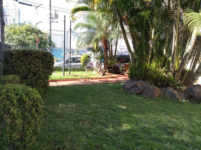 Casa Summer Hostel Santos
