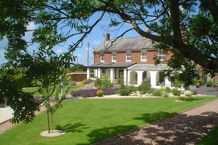 'Lundy' luxury Organic B&B Cornwall - Poundstock - Bed & Breakfast