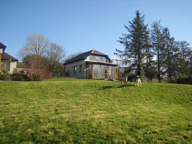 Studio overlooking Lough Derg - Ryninch - Apartment