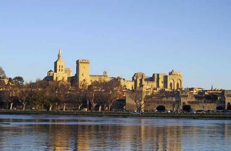 appartement zone verte Avignon  - Avignon - Apartment