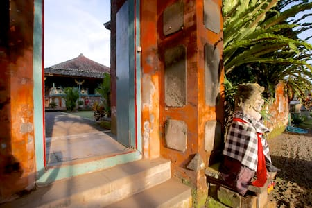 Staying in a Palace in Karangasem - Karangasem