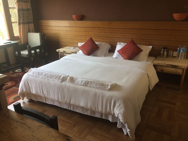 residency boutique hotel - Pokhara - Boutique-Hotel