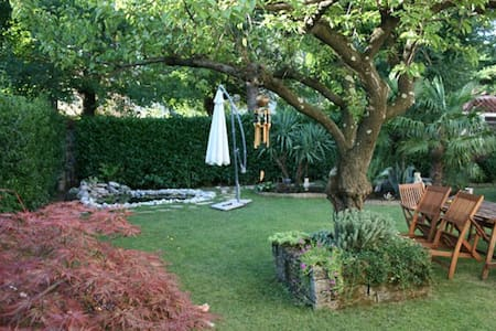 Trieste, flat with garden in Duino - Duino