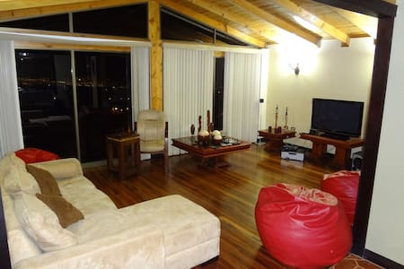 House on the Poas Mountains - Sabana Redonda - Casa