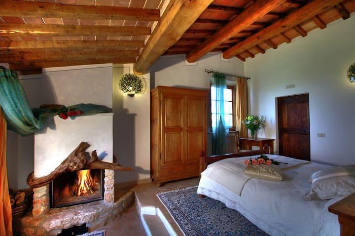 Villa Ardene in Toscana