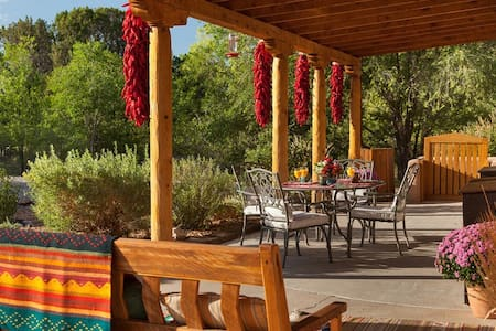 "Your ""authentic"" New Mexico Getaway - Chimayo"