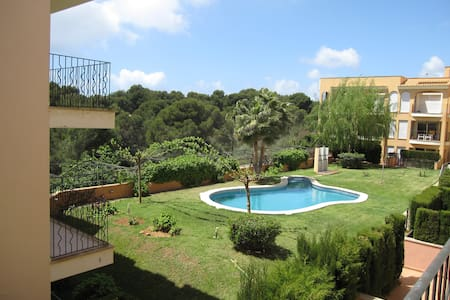 Spacious apartment in Cala Pi, Mallorca - Vallgornera - 公寓