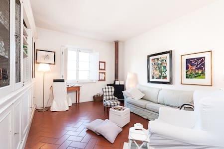 Detached double room in quiet apt - Florenz - Bed & Breakfast