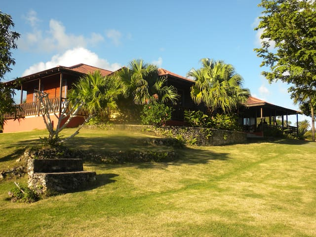Amazing proprety Caribbean style - カブレラ - 別荘