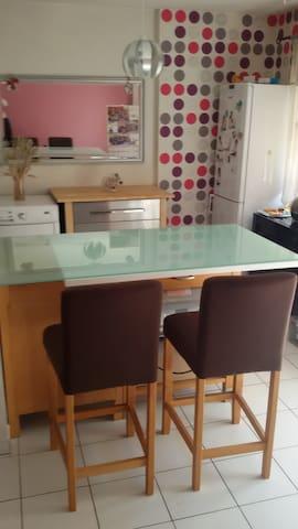 appartement tout confort à 4,5km d avignon - Les Angles - Apartmen