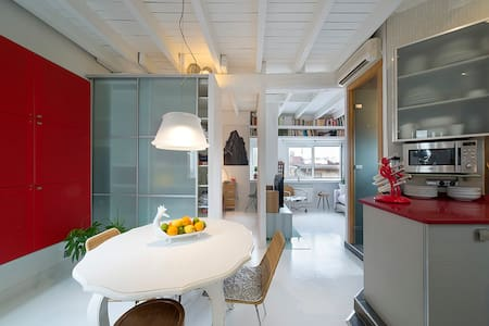 DESIGN & ROMANTIC PENTHOUSE OLDTOWN - San Sebastián  - Byt