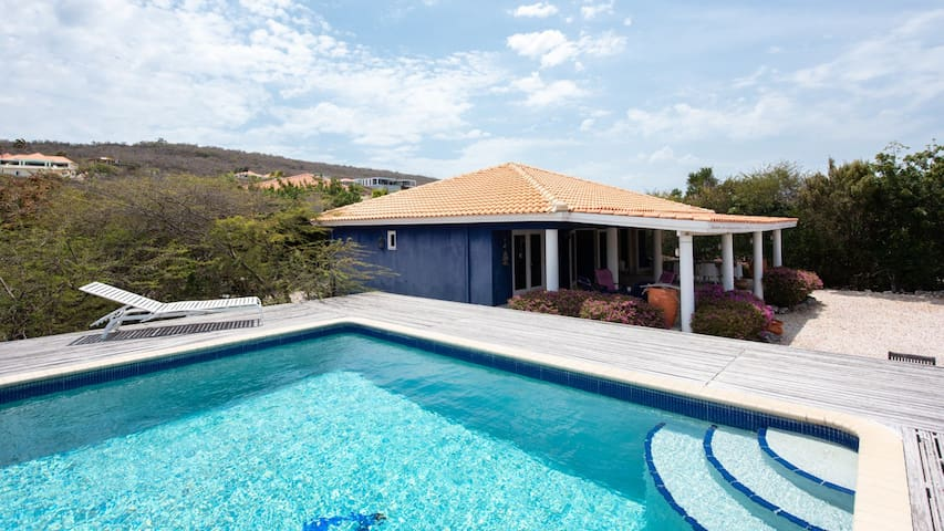Villa Kavel 13, Coral Estate, Curacao.