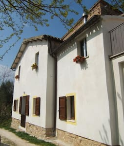 COUNTRY HOUSE FOR RENT SUMMER TIME - Cingoli - 一軒家