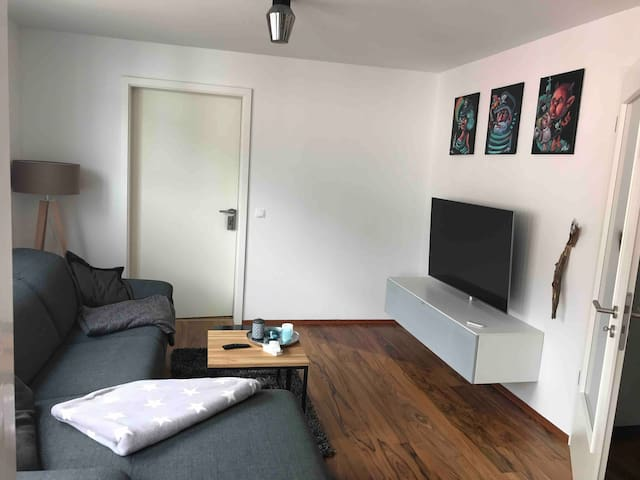 Neubau | 2 Zi. | chic | Netflix & 24/7 Check-In