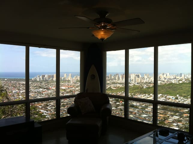 Hawaii Home Overlooking Paradise - 火奴魯魯 - 獨棟