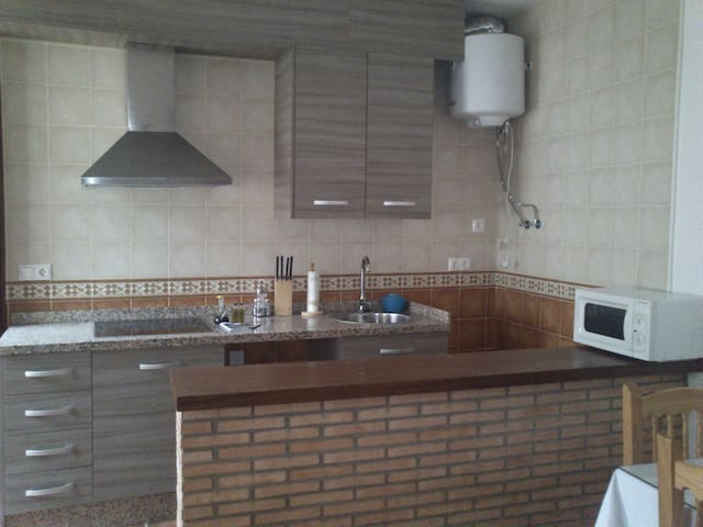 Cozy flat in little andalusian town - Cortijos Nuevos - Apartament