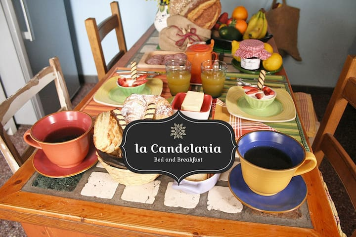 Bed and Breakfast La Candelaria - Camaiore - Bed & Breakfast