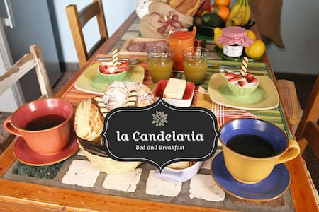Bed and Breakfast La Candelaria - Camaiore