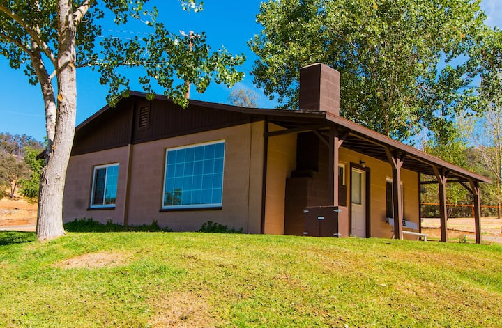 Mariposa Fairgrounds Vacation Rental