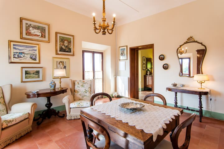 La casa di Lenù - Ostra - Lägenhet