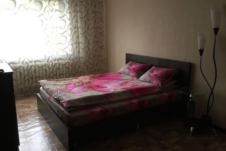 Уютная просторная квартира. - Санкт-Петербург - Apartemen