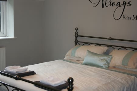 Beautiful Double Bedroom on Exmoor - Luxborough - Bed & Breakfast