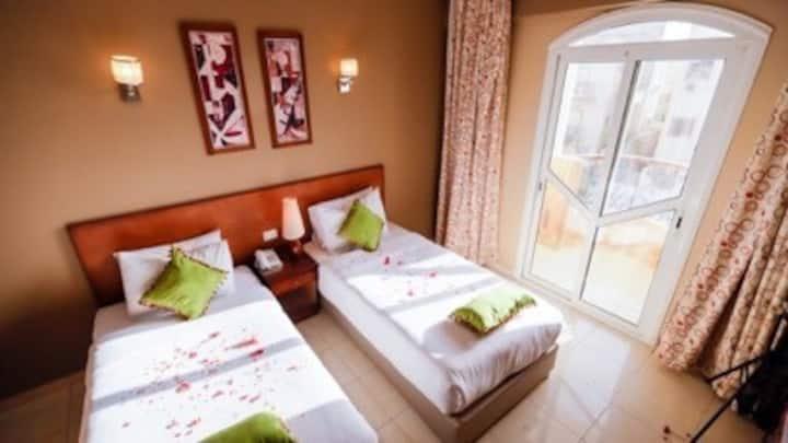 Amazing apartment at ( Florida hotel ) north coast