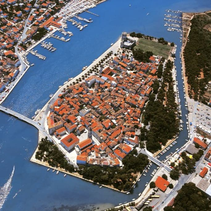 Trogir Unesco only 4 km from apartment