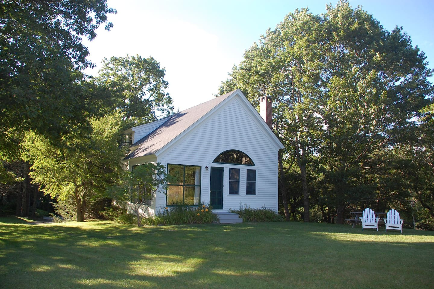 Quiet, Pastoral setting in the heart of MDI