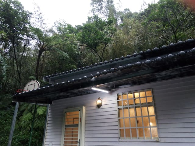 COZY CABIN in BEAUTIFUL NATURAL HILLSIDE - Shiding District - House