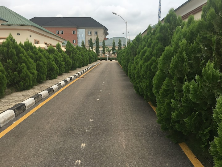 Nigeria, West Africa Home Away From Home in Abuja.