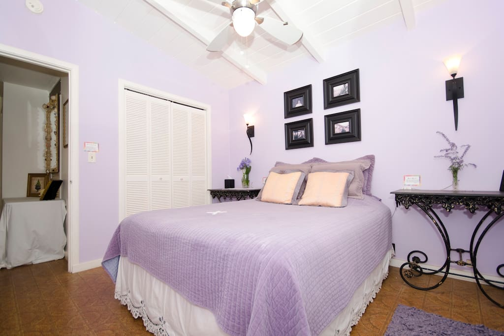 Airbnb photo of bedroom