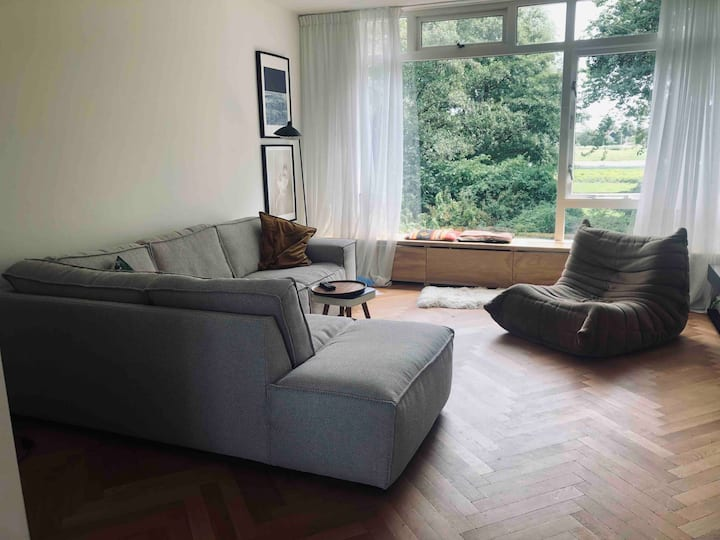 Luxurious house near beach and amsterdam!