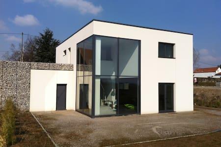Villa spacieuse - Design Cubic - Tatinghem