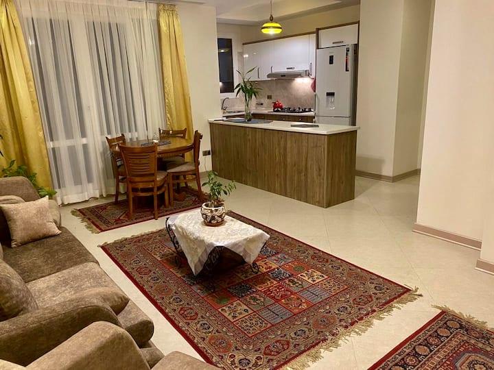A place for a memorable stay in Tehran.