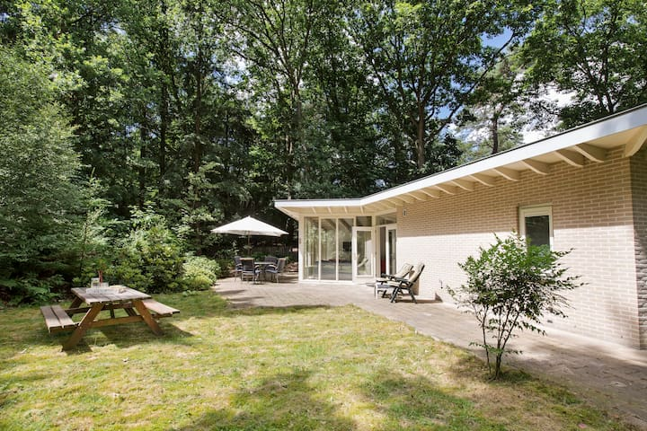 Private bungalow situated on 2500m2.