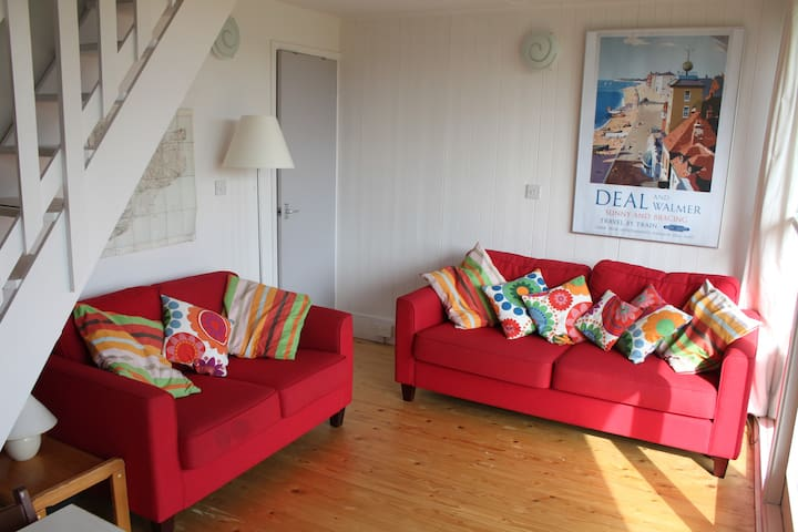 Pretty seaside holiday home nr Deal - Kingsdown - Chalupa