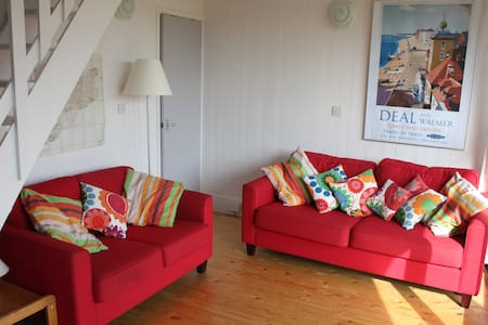Pretty seaside holiday home nr Deal - Kingsdown - Dağ Evi