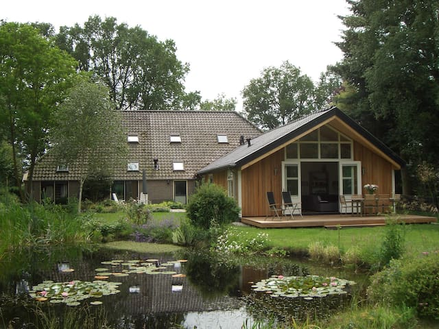 Vacation Cabin 2 - Dwingeloo - Chatka