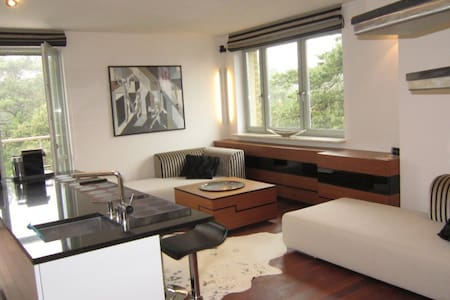 Modern Apartment 2 terraces+3bikes - Jurata - Apartamento