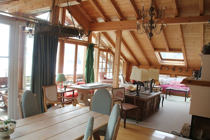 Penthouse in Kitz zu vermieten - Reith bei Kitzbühel